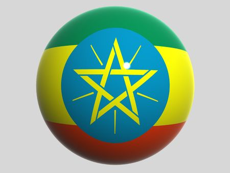 ethiopia flag: National Flag. Ethiopia