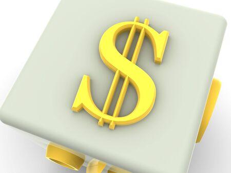 unsure: Money. 3d