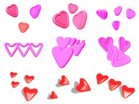 Heart. Valentine day. Stock Photo - 4417149