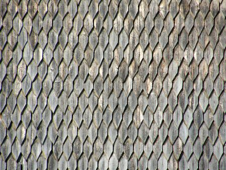 homogeneous: Old wooden wall. A homogeneous structure