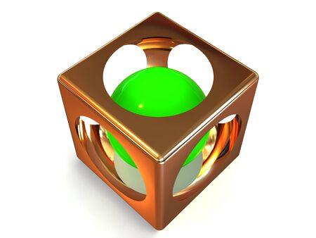 ebox: casella. 3D