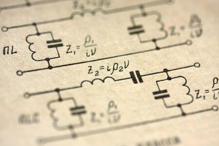 circuitos electronicos: Circuitos electr�nicos en papel