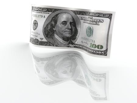 Dollar. 3d Stock Photo - 16828287