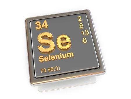 selenium: Selenium  Chemical element  3d