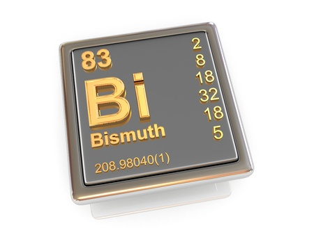bismuth: Bismuth  Chemical element  3d