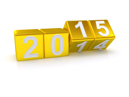bonne ann�e: Happy New Year 2015
