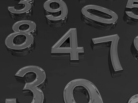 nine: Background of numbers. from zero to nine.