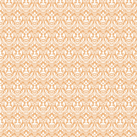 seamless lace pattern on a beige background