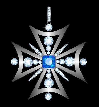 pendant: Pendant with diamond