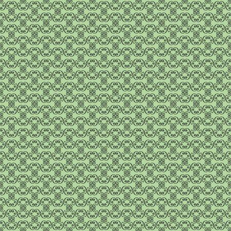 black openwork pattern Иллюстрация