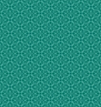 green lacy network, art, seamless background