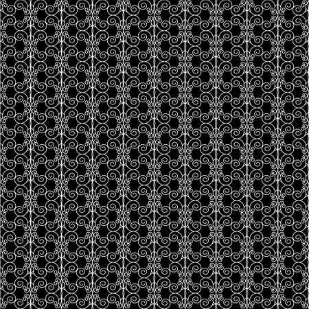 white openwork pattern Standard-Bild - 156147237
