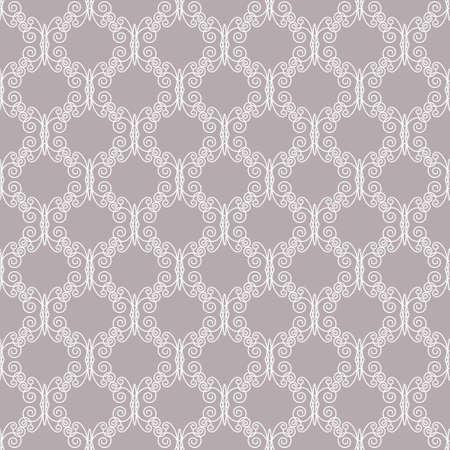 white openwork pattern Illustration