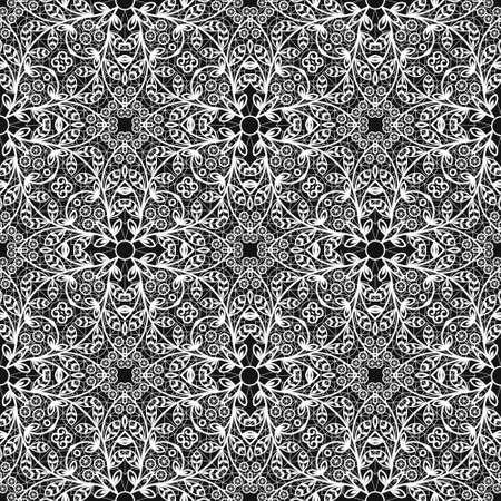 floral ace pattern