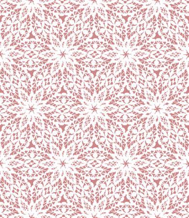white lace pattern Illustration