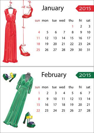 leather skirt: Fashion European calendar  Dress and shoes Januarj,february