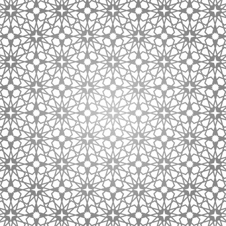 Arabische islamitische patroonachtergrond. Geometrisch patroon. Stockfoto - 94061159