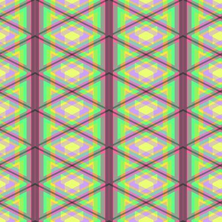 grey rug: Vintage abstract seamless pattern Illustration