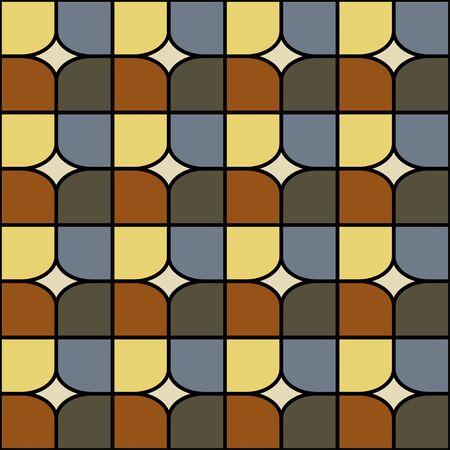 pastel tone: geometric pattern background vintage style pastel tone