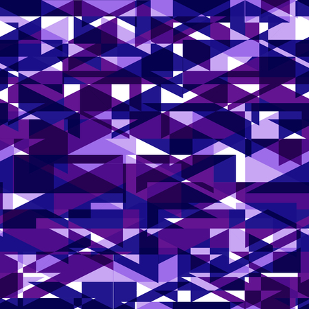 Vector background of repeating geometric triangles. triangles seamless backdrop 矢量图像