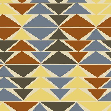geometric pattern background vintage style pastel tone