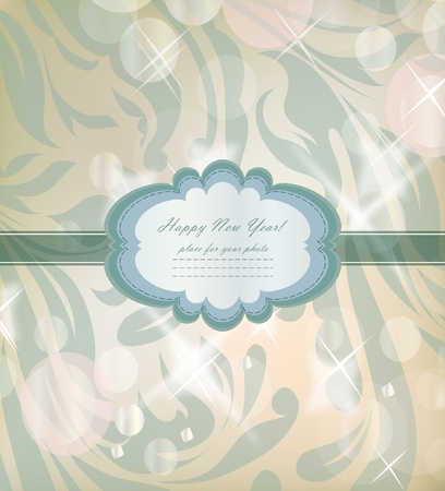 Beautiful background vector Vector