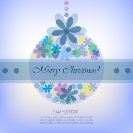 #14327385   Abstract Blue Floral Background Mit Ihrem Text Für Ihre Karte,  Einladung, Hochzeit, Illustration, Tapeten, Postkarte, Gruß