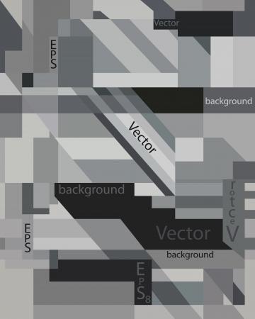 monocrome: Abstract monochrome techno background texture