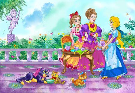 beautiful cinderella: fairy tale heroines