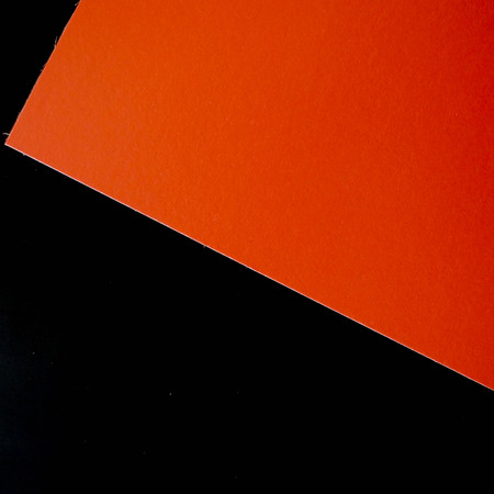 Dark Flat Lay Background With Color Paper Sheets Black And Red