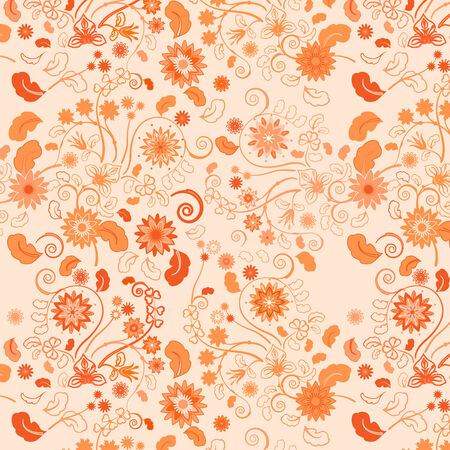 tapis: Decorative floral eastern background.