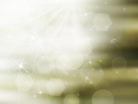 funken: Shining neutrale Bokeh Blur Hintergrund.