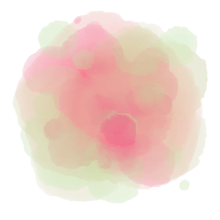 Soft pink-green watercolor background. Abstract background for you design