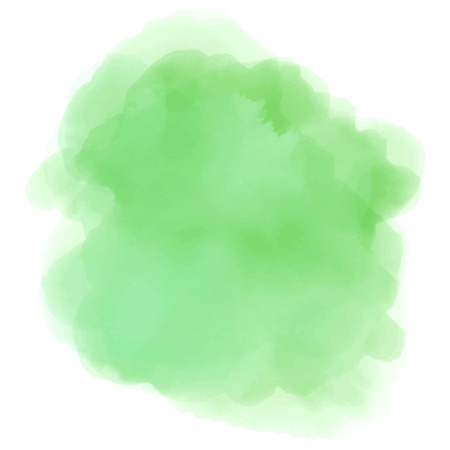 Soft green watercolor background. Abstract background for you design 免版税图像 - 97985947