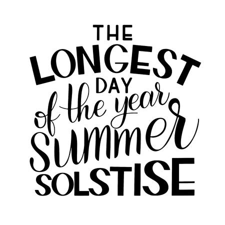 éléments de l & # 39 ; été du solstice d & # 39 ; été pour les