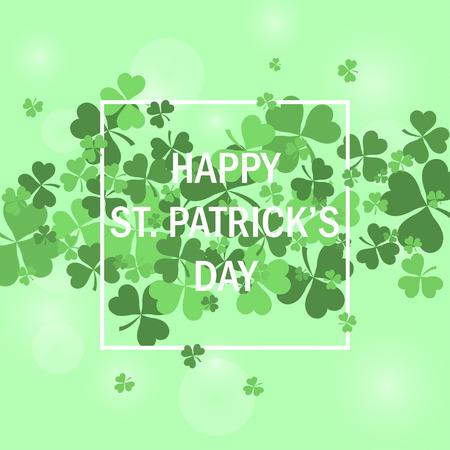 patrick: Saint Patrick sale banner