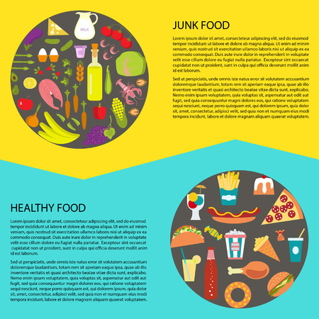 Healthy and fast food