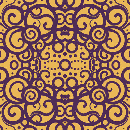 vector seamless abstract  pattern photo