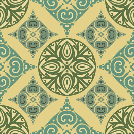 abstract wallpaper: vector seamless abstract wallpaper pattern Illustration