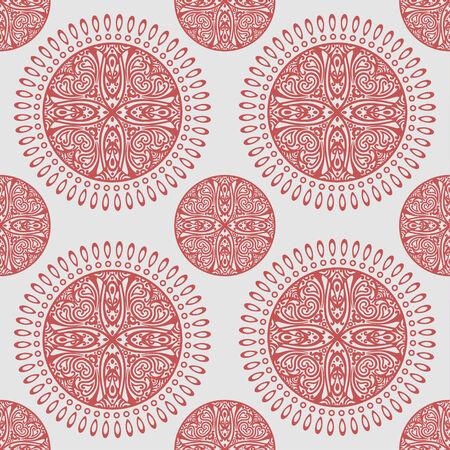 vector seamless abstract wallpaper pattern Vector