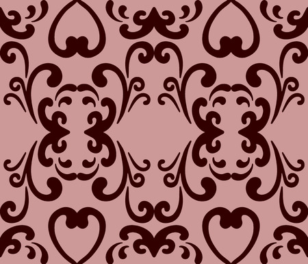 vector seamless  floral pattern Vector
