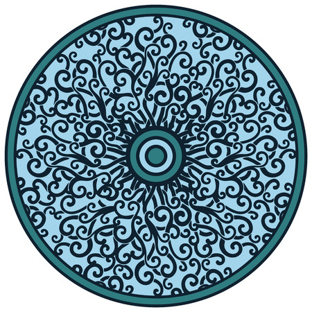 vector ornamental mandala Vector