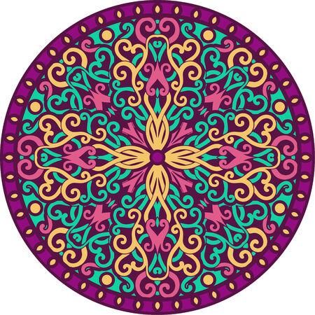 vector ornamental mandala Vector