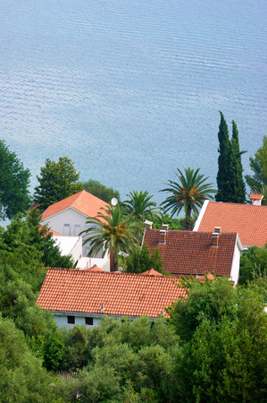 near: Houses near the sea Montenegro