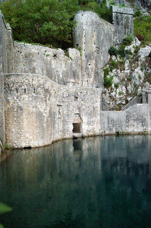 fortification: Fortification of Kotor