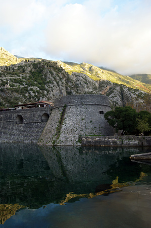 effluent: Bastion Citadel in Kotor