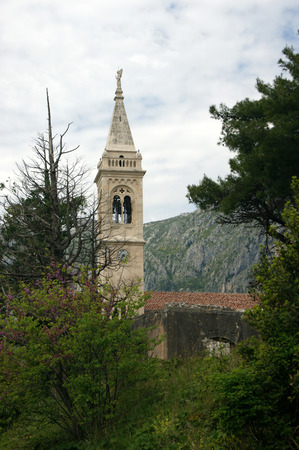 Belfry in Dobrota