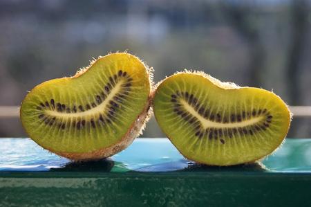 beguin: Kiwi hearts