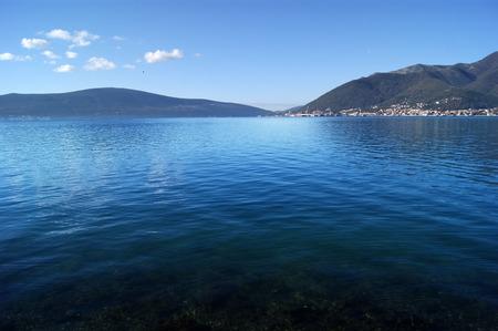 boka: Boka Bay in Montenegro