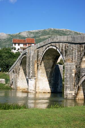lithic: Old bridge in Trebinje